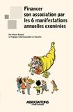 Marie Rouxel et  La Navette - Financer son association par les 6 manifestations annuelles exonérées.