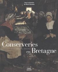 Conserveries En Bretagne L Or Bleu Du Littoral Relie