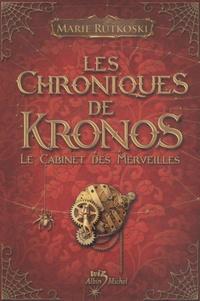 Marie Rutkoski - Les Chroniques de Kronos Tome 1 : Le Cabinet des Merveilles.