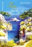 Marie Schoepfer - Lisa  : Lisa dans les calanques de Marseille.