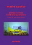 Marie Sester - .