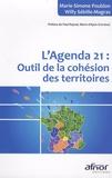 Marie-Simone Poublon et Willy Sébille-Magras - L'agenda 21 : Outil de la cohésion des territoires.