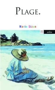 Marie Sizun - Plage.