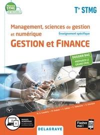 Marie-Sophie Couderq et Marc Dubois - Management, Sciences de gestion et Numérique Tle STMG - Gestion et finance.
