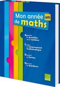 Marie-Sophie Mazollier et Muriel Fénichel - Mon année de maths MS - Mallette complète.