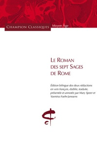 Le roman des sept sages de Rome - Edition bilingue.pdf