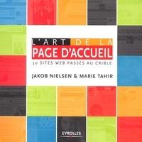 Deedr.fr L'art de la page d'accueil. 50 sites web passés au crible Image