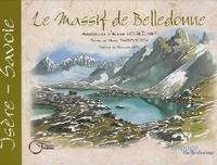 Marie Tarbouriech et Alexis Nouailhat - Le massif de Belledonne.