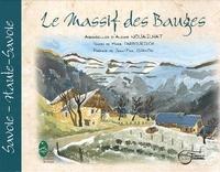 Alexis Nouailhat et Marie Tarbouriech - Le massif des Bauges.