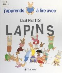 Marie Tenaille et Jean-Noël Rochut - J'apprends à lire avec les petits lapins.