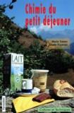 Marie Terrien et Josette Fournier - Chimie du petit déjeuner.