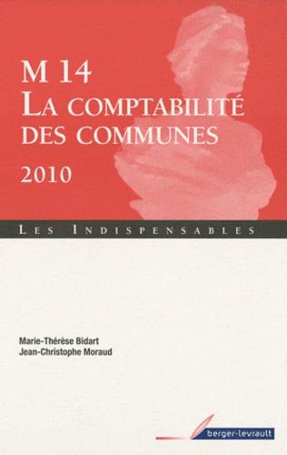 Marie-Thérèse Bidart - M 14 - La comptabilité des communes.