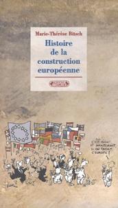 Deedr.fr Histoire de la construction européenne de 1945 à nos jours Image