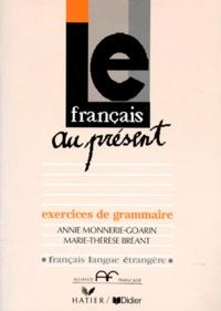 LE FRANCAIS AU PRESENT. Exercices de grammaire.pdf