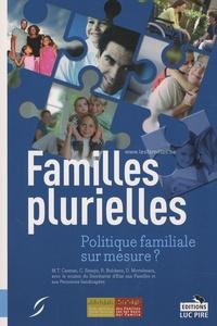 Deedr.fr Familles plurielles - Politique familiale sur mesure ? Image