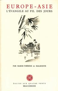 Marie-Thérèse de Maleissye - .