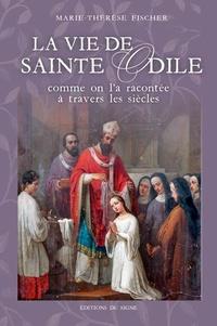 La vie de Sainte Odile comme on la racontée à travers les siècles.pdf