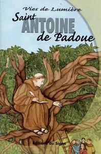 Marie-Thérèse Fischer - Saint Antoine de Padoue.