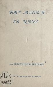 Marie-Thérèse Herlédan - Port-Manec'h en Nevez - Petit guide pour les touristes.