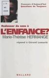 Marie-Thérèse Hermange - .