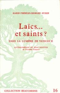 Deedr.fr Laïcs et saints - Dans la lumière de Vatican II Image