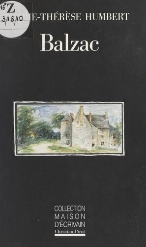 Balzac, Saché, ou le nid de coucou
