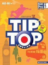 Histoiresdenlire.be English 1e Tle bac pro - Tip Top LV1 LV2. A2 - B1 + Image