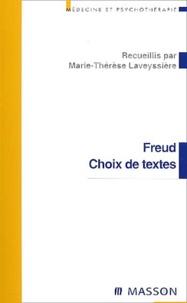 Marie-Thérèse Laveyssière et Sigmund Freud - .