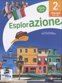 Marie-Thérèse Medjadji - Italien 2de A2>B1 Esplorazione.