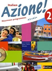 Marie-Thérèse Medjadji - Italien Azione! A2-A2+. 1 CD audio