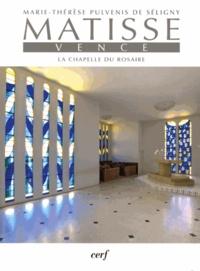 Matisse. Vence - La chapelle du Rosaire.pdf