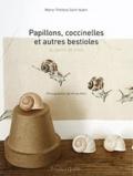 Marie-Thérèse Saint-Aubin - Papillons, coccinelles et autres bestioles au point de croix.