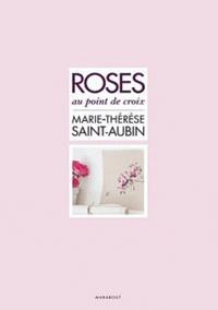 Feriasdhiver.fr Roses au point de croix Image