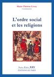 Marie-Thérèse Urvoy - L'ordre social et les religions.
