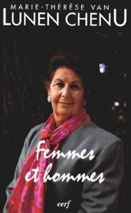 Marie-Thérèse Van Lunen Chenu - Femmes et hommes.