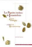 Marie-Thérèse Vénec-Peyré - Les planches inédites de Foraminifères d'Alcide d'Orbigny à l'aube de la micropaléontologie - Edition français-anglais.