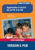 Marie-Thérèse Zerbato-Poudou - Apprendre à écrire de la PS à la GS.