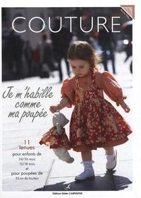 Marie Théry - Couture - Je m'habille comme ma poupée.