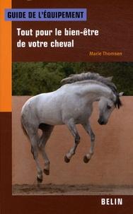 Marie Thomsen - Tout pour le bien-être de votre cheval.