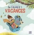 Marie Tibi et Fabien Ockto Lambert - Les grandes vacances.