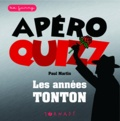 Marie Turgeon - Apéro Quizz - Les années tontons.