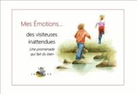 Marie Vaillant et Jean-François Rousseau - Mes Emotions de visiteuses inattendues - Une promenade qui fait du bien.