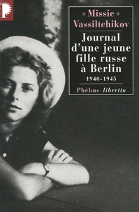 Galabria.be Journal d'une jeune fille russe à Berlin - 1940-1945 Image