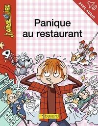 Yves Calarnou et Marie Vaudescal - Panique au restaurant.