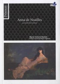 Marie-Victoire Nantet - Anna de Noailles au bord du Léman.