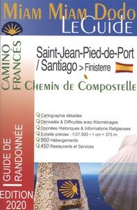Marie-Virginie Cambriels - Camino francés de Saint-Jean-Pied-de-Port à Santiago + le chemin vers Finisterre.