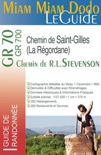 Marie-Virginie Cambriels - Chemin de Stevenson & Chemin de Saint-Gilles (La Régordane) - Du Velay au Midi à travers les Cévennes.