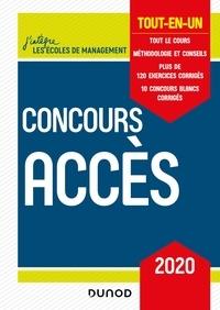 Marie-Virginie Speller et Pia Boisbourdain - Concours Accès - 2020 - Tout-en-un.