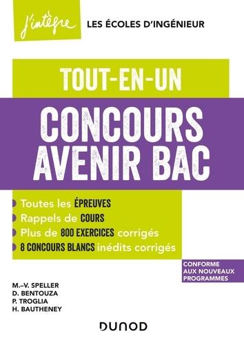 Concours Avenir Bac. Tout-en-un  Edition 2021