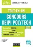 Marie-Virginie Speller et Michaël Sauzeix - Concours Geipi Polytech - Tout-en-un 2019-2020.